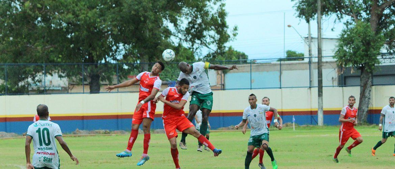 Ingressos à venda para Manaus FC x Macapá - domingo, às 16h, na Colina