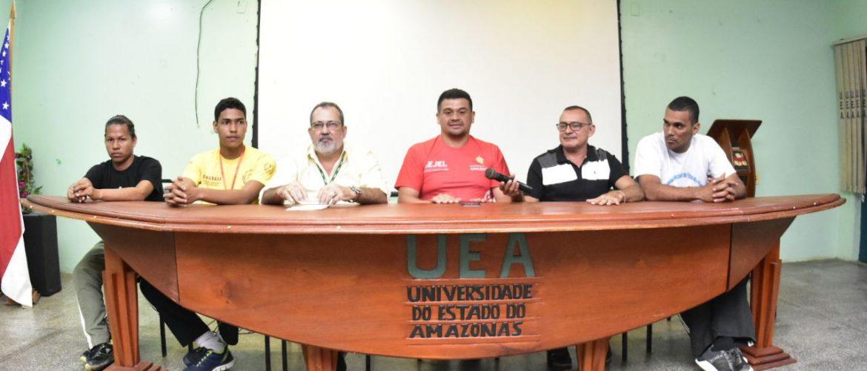 """Tabatinga recebe o projeto """"Todos pelo Esporte"""" com atividades voltadas para o município"""