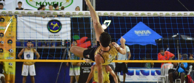 1ª Copa 'Norte Futevôlei' será no Centro de Convivência Padre Pedro Vignola, na Cidade Nova, zona norte de Manaus