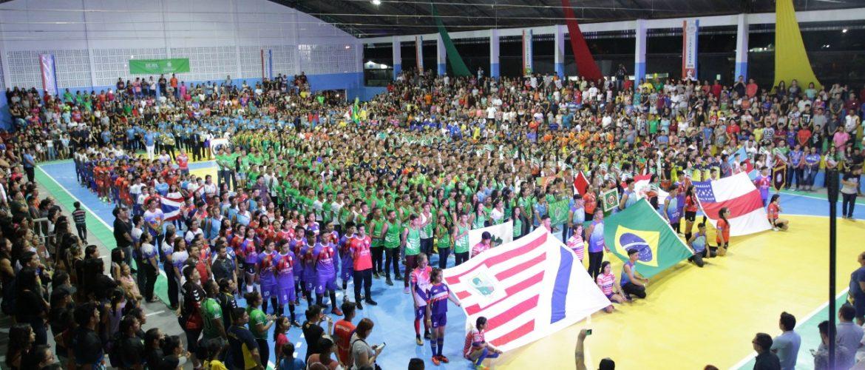 Itapiranga recebe 41ª edição dos Jogos Escolares do Amazonas e reúne mais de três mil pessoas em solenidade