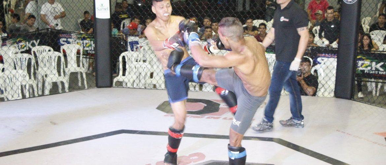 4º Campeonato de MMA Amador acontece no dia 30 de junho