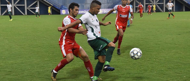 Campeonato Brasileiro Série D: Manaus goleia o Baré – RR por 3 a 0 e passa para a segunda fase da competição