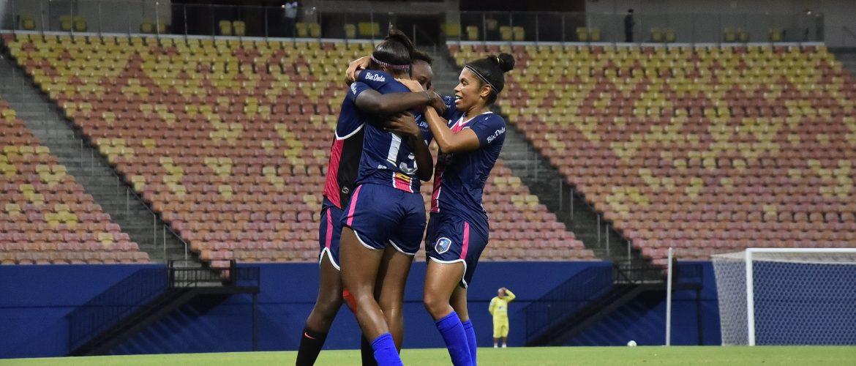 3B goleia o Lusaca – BA por 5 a 0 e assume a liderança do grupo 15 no Campeonato Brasileiro Feminino A2