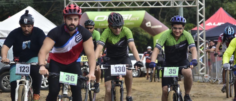 Com três baterias, Copa Norte de Mountain Bike foi realizada neste domingo na zona oeste de Manaus