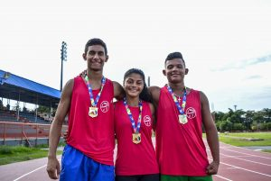 Atletas amazonenses participam de Campeonato Brasileiro Caixa de Atletismo em Recife