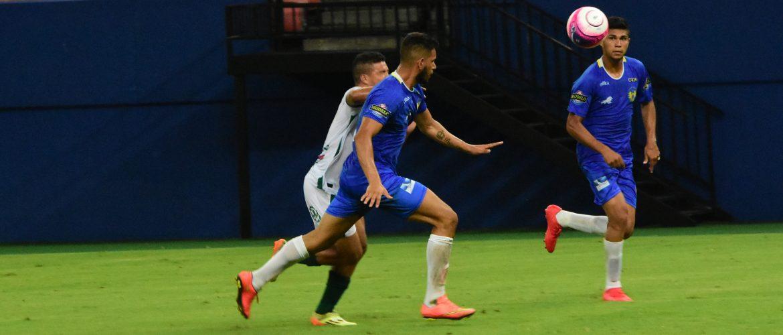 Série D do Brasileirão: Nacional realiza treino na Arena da Amazônia nesta sexta-feira, às 9h
