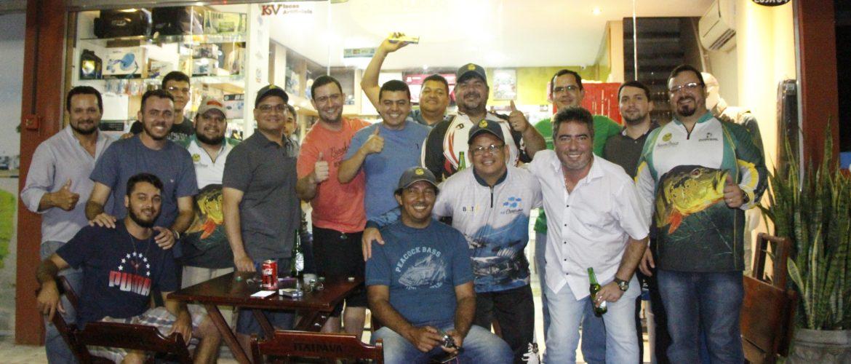 No Cardume: Conheça a história do grupo de amigos apaixonados pela pesca esportiva no Amazonas
