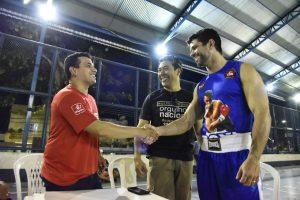 1ª Copa São Raimundo de Boxe acontece na zona oeste de Manaus
