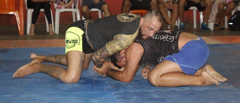 Veteranos e Nova Geração brilham no Arena Combat The Jungle