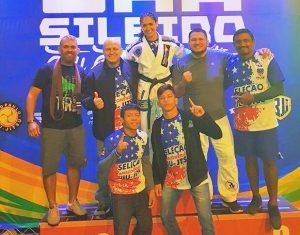 FAJJE monta delegação para representar o Amazonas no campeonato Mundial de Jiu-Jitsu Esportivo