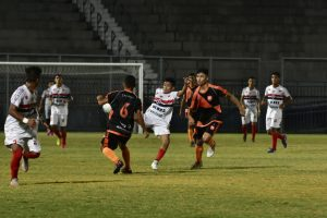 Na Colina, Fast é o campeão do Amazonense de Futebol Sub-19