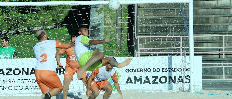 Beach Soccer do Estrela do Norte vai pagar R$ 20 mil de premiação