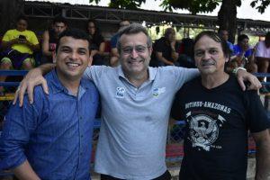 Clínica de natação chega ao fim neste sábado, em Manaus