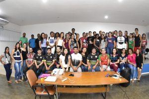 Auditório da Vila Olímpica recebe palestra sobre a importância da respiração coordenada na prática esportiva