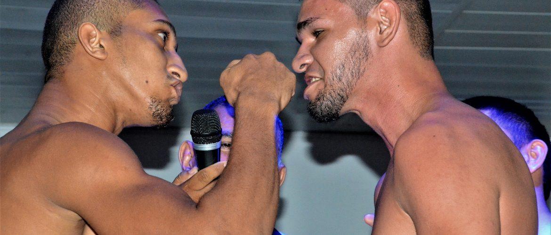 Bartolomeu Cruz e Paulo Vieira duelam no SFC 4
