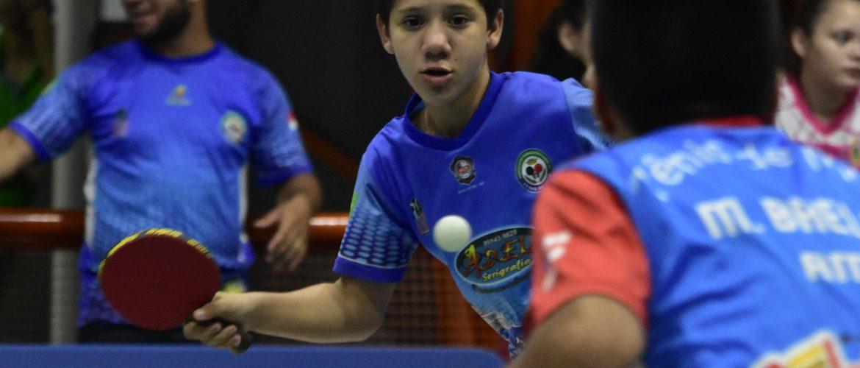 10ª Copa Cidade de Manaus de Tênis de mesa acontece neste fim de semana e está com inscrições abertas