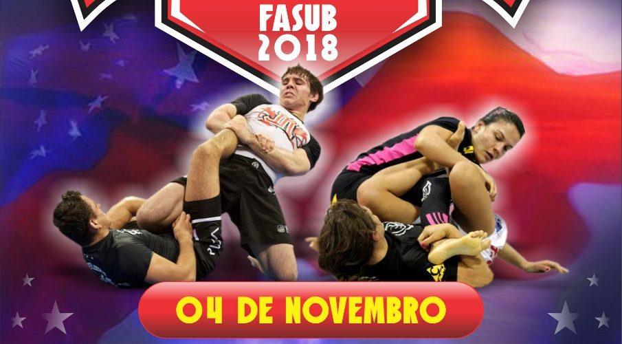 Inscrições para o 14º Campeonato Amazonense de Submission encerram dia 29 de outubro