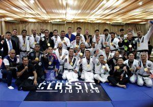 Confira o resultado oficial do Jungle Classic Jiu-Jítsu