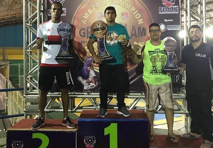 Mais de 900 atletas participaram do Grand Slam de Jiu-Jitsu Esportivo