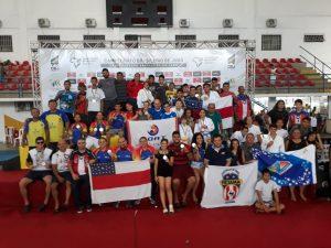 Com 41 medalhas, Amazonas fatura o tricampeonato no Brasileiro Regional de Judô