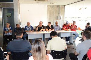 Com jogos feminino e masculino, Arena da Amazônia recebe projeto 'Duelos na Arena'