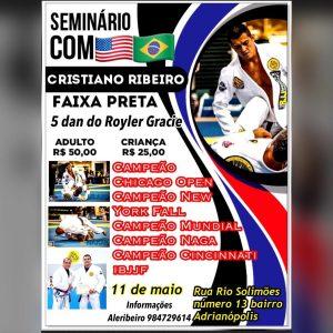 Seminário de lutas traz novas tendências nas artes marciais