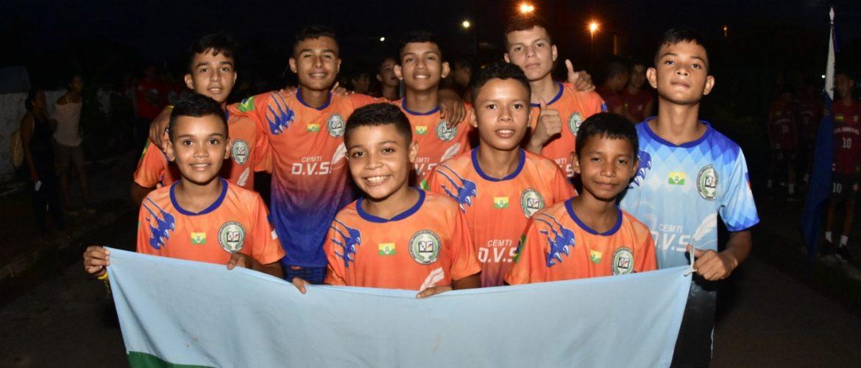 JEAS em Nova Olinda do Norte: da superação à descoberta de novos talentos