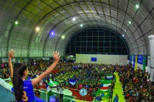 Urucurituba recebe etapa classificatória dos Jogos Estaduais do Amazonas