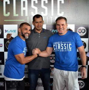 Jungle Classic Jiu-Jitsu: Após camp nos EUA, Dano Cardoso retorna a Manaus e projeta vitória sobre seu adversário Jander Pinheiro
