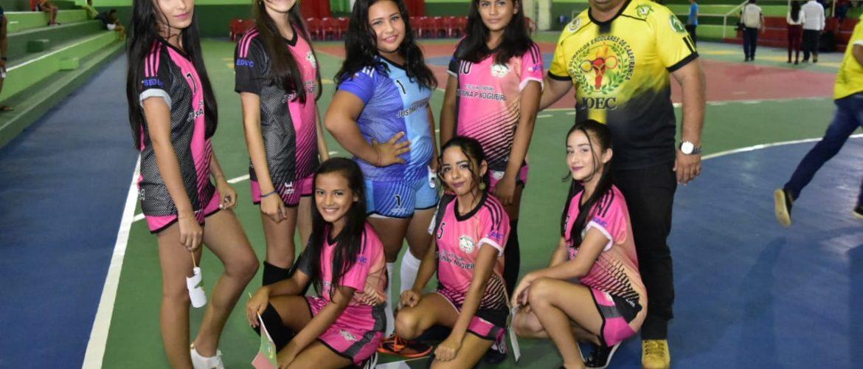 Superação e recorde de participação de alunos marcam a trajetória de Caapiranga no Polo I dos Jogos Escolares