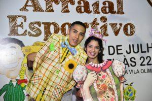 Com apoio às Federações e muita diversão, Sejel promove o 2º Arraial Esportivo na Vila Olímpica de Manaus