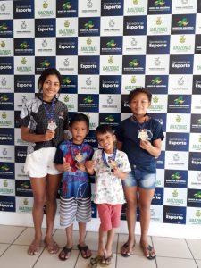 Atletas indígenas recebem apoio para participar de competição de judô