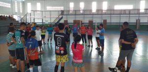 Ctara realiza capacitação e atualização esportiva em Manacapuru