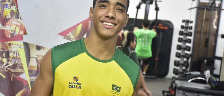 Paratleta amazonense mostrará sua força em Campeonato Mundial