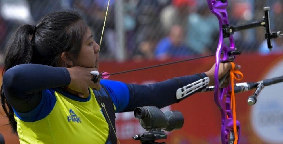 Arqueira indígena amazonense disputará o bronze nos Jogos Pan-Americanos 2019