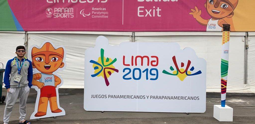 Lutador amazonense do Ctara estreia nos Jogos Pan-Americanos nesta sexta-feira (09/08)