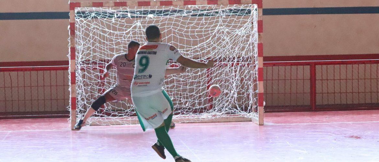 Sétima edição da Liga Olé de Futsal Adulto chega às quartas de final