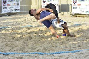 Praia da Ponta Negra será palco do 2º Campeonato Amazonense de Beach Wrestling