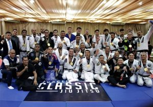 Jungle Classic Jiu-Jítsu realizará lançamento de card e fará apresentação de lutadores neste sábado (05/10)