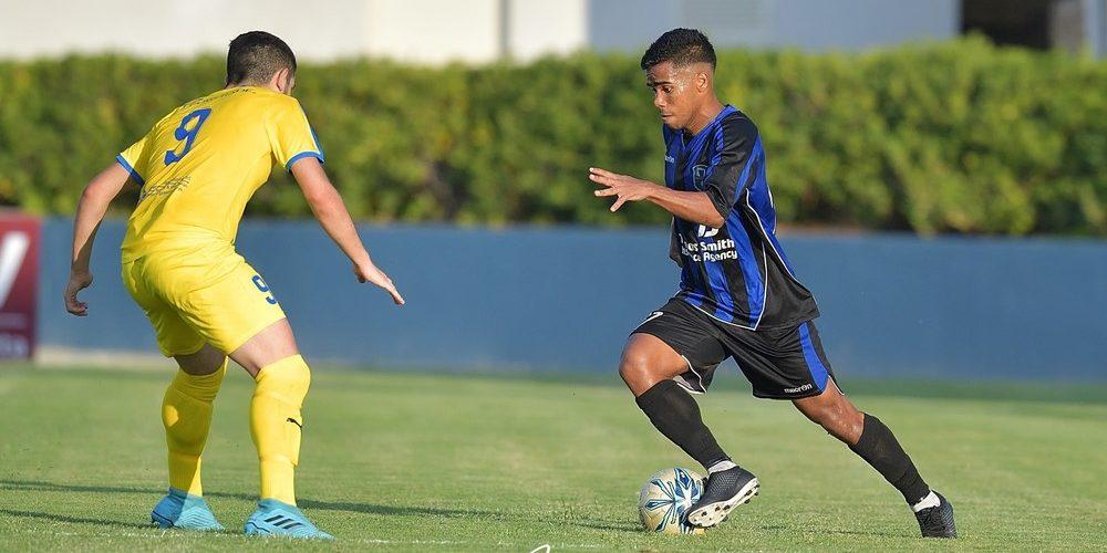 Rennardy faz o terceiro gol em duas partidas e ajuda seu time a avançar de fase na Copa Maltêsa
