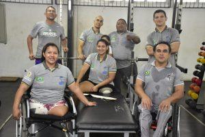 Atletas amazonensesparticipam deCircuito Brasil Loterias Caixa de Halterofilismo