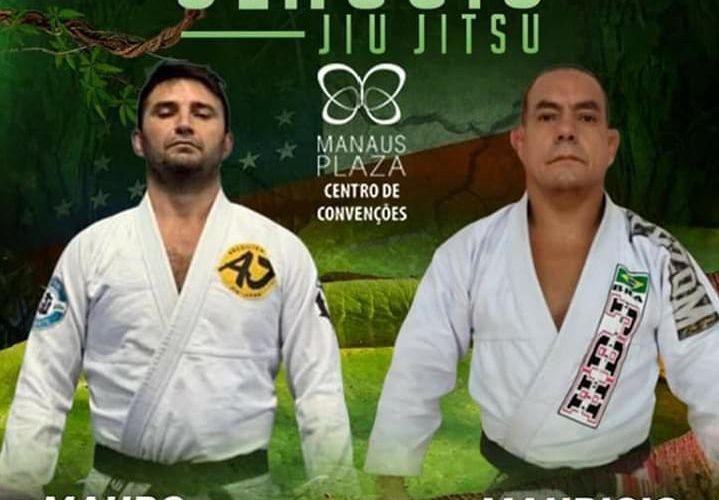 Campeão da primeira edição, Maurício Titão vai enfrentar Mauro Moura no Jungle Classic Jiu-Jítsu 4.0