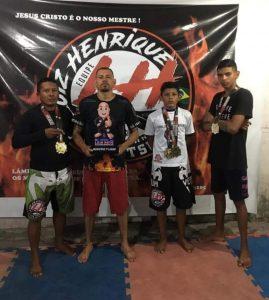 Equipe L.H. se prepara para fechar com chave de ouro as competições de jiu-jítsu e luta livre de 2019