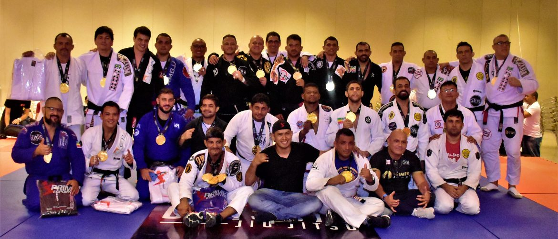 Com show de técnicas e combates, veteranos fecham com chave de ouro o Jungle Classic Jiu-Jitsu 4.0