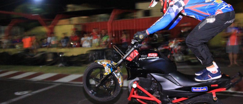 Última etapa do Amazonense de Motovelocidade e Supermoto reúne pilotos internacionais no Kartódromo da Vila Olímpica, no domingo (8/12)