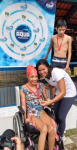 Aqua Paralímpico Manaus 2019 reúne aproximadamente 200 alunos atletas
