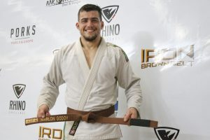 Copa Podio: Marlon Godoy reina no Iron Brow Belt e garante vaga para o Grand Prix dos Pesados em Manaus