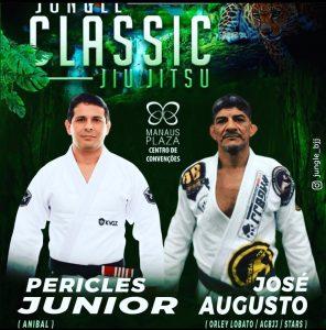 Tricampeão do Jungle Classic, José Augusto vai encarar Péricles Júnior na quinta edição marcada para março