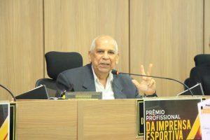 Imprensa Esportiva do Amazonas recebe homenagem no TJD AM