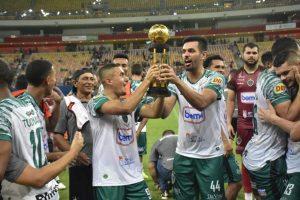 Manaus FC vence Amazonas FC por 4 x 1 e é campeão do primeiro turno do Campeonato Amazonense de Futebol 2020